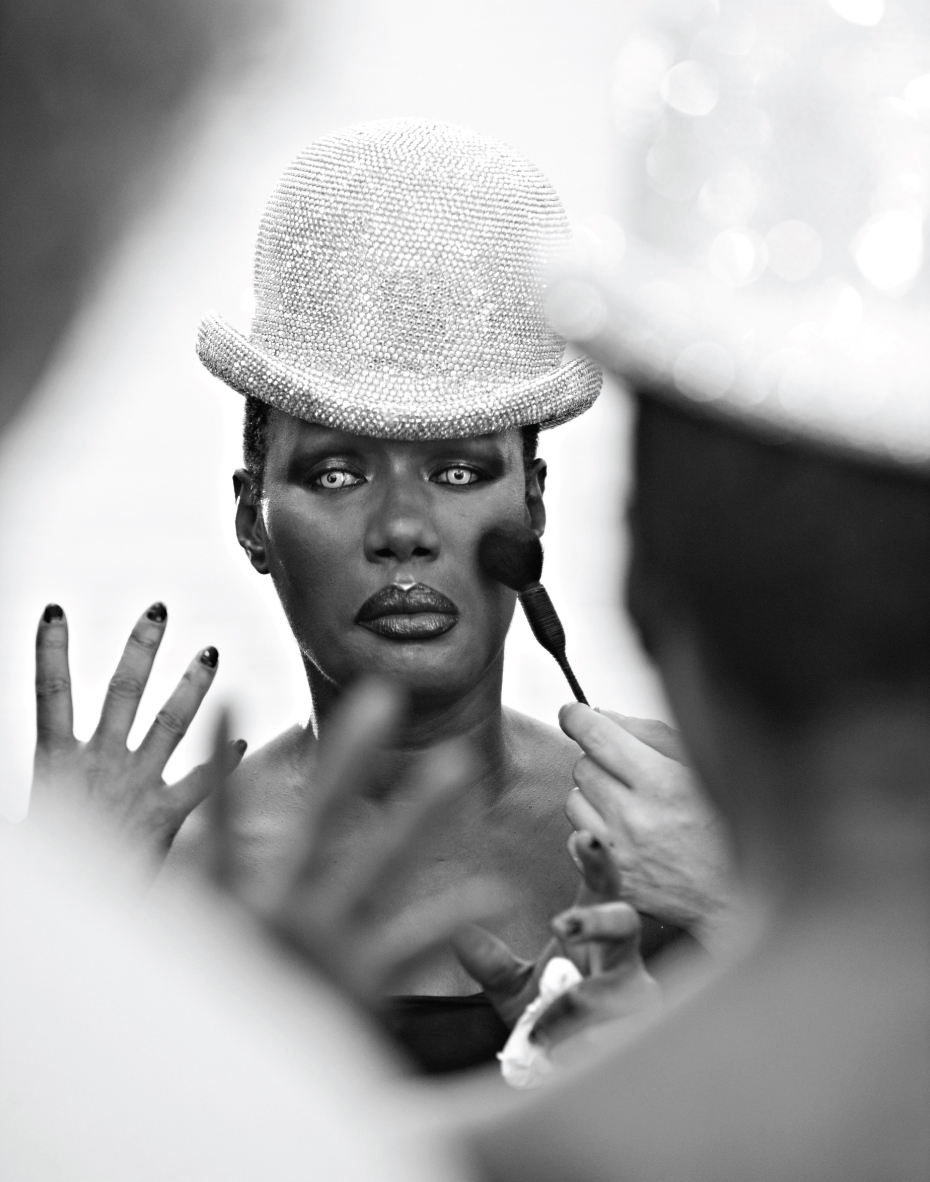Copyright Nina Duncan Grace Jones