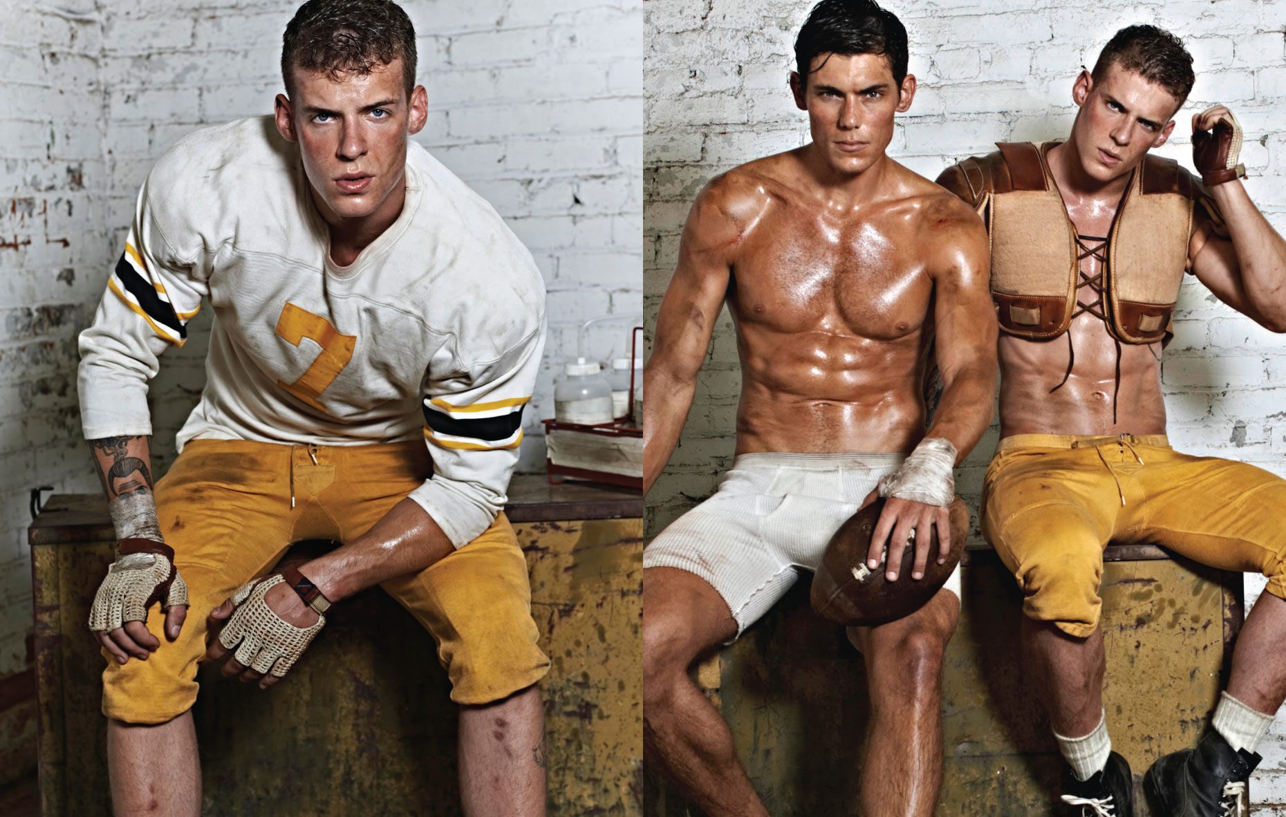Copyright Nina Duncan American Football Mens Fashion